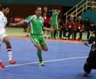 مسعود يؤكد دعم منتخب الصالات في بطولة آسيا