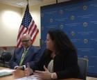 السفارة الأميركية: أعدنا نحو 7 آلاف قطعة أثرية وقمنا بصيانة (النمرود) بـ400 ألف دولار