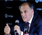 رئيس رابطة الليجا يكشف سبب رحيل كريستيانو