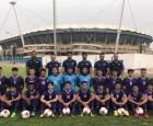 28 لاعبًا في معسكر شباب العراق تحضيرًا لبطولة آسيا