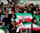يوم تأريخي في ايران .. النساء تزين ملاعب كرة القدم