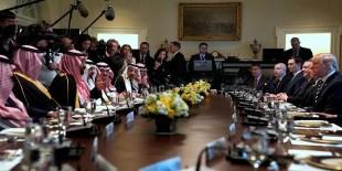 ترامب: السعودية ستعطينا جزءا من ثروتها