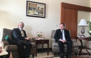 السفارة الأميركية ببغداد: نفاوض تركيا حول حصص العراق المائية.. ونساعده لتذليل البيروقراطية تحسينا للاقتصاد