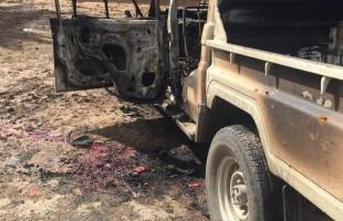 بالصور: حرق أجساد ضحايا كمين الحويجة.. وعمليات نوعية في القضاء