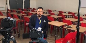العراقي أسعد الزلزلي ينال المركز الأول بالمسابقة العالمية للصحافة الاستقصائية في جوهانسبرغ