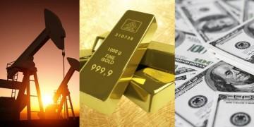 سعر الدولار والذهب والنفط
