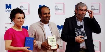أحمد سعداوي ثالثا بجائزة البوكر العالمية