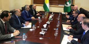 """الأحزاب الكردية تنقسم وترجح الذهاب لجلسة انتخاب """"الرئيس"""" بأكثر من مرشح لمنصب رئيس الجمهورية"""