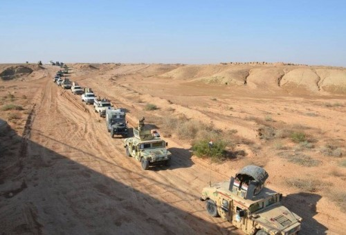 الأجهزة الاستخبارية تتابع تحركات لـإرهابيين في صحراء الأنبار.. وتؤكد مسؤوليتها عن الخروق الأخيرة