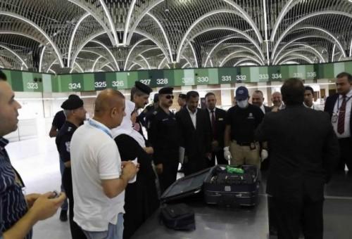 مصدر أمني: سلطات مطار بغداد تلقي القبض على مفتي داعش قبيل فراره