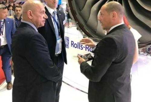 الحمامي يعلن تفعيل عقد شراء طائرات من شركة بمباردير الكندية