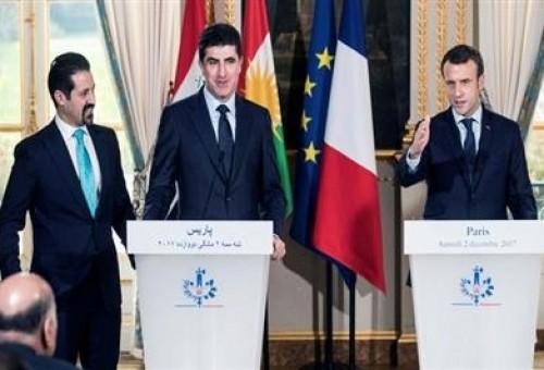 باحث: الملف الكردي في العراق يوسع الفجوة بين الإيليزيه والخارجية الفرنسية.. وتصريحات ماكرون بحل المليشيات أوقعته بـمأزق العمومية