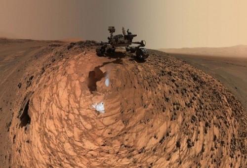 أول مستعمرة عربية على كوكب المريخ