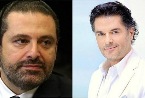 سعد الحريري ينوي ترشيح راغب علامة عن المقعد الشيعي في بيروت