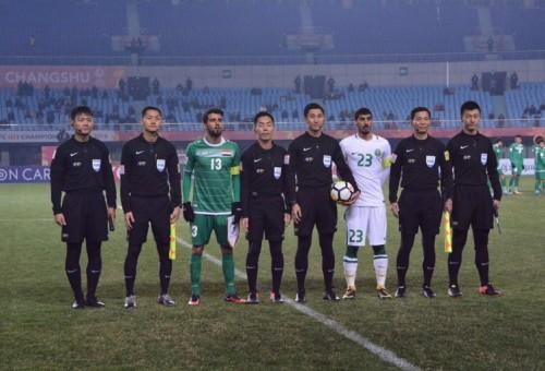 الأولمبي العراقي يحافظ على صدارة المجموعة بعد التعادل مع السعودية بكأس آسيا تحت 23