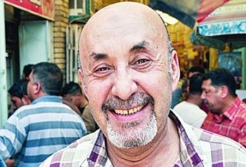 رحيل الفنان العراقي المعروف عبدالمطلب السنيد