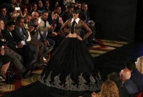 (بغداد فاشن شو) عرض أزياء بمواصفات عالمية يعيد البهجة لعاصمة الرافدين