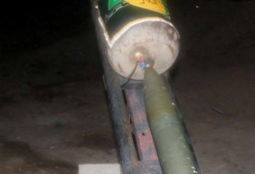 سرايا أنصار العقيدة: نصنع صواريخ (الأشتر) محليا وقصفنا (داعش) بـ450 منها بشهرين