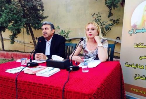 اتحاد أدباء دهوك يستضيف الشاعرة التونسية ريم قمري