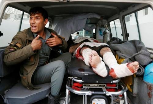 30 قتيلا وعشرات الجرحى من أجهزة الاستخبارات الأفغانية