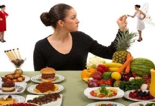 4 أخطاء شائعة عن الحمية الغذائية