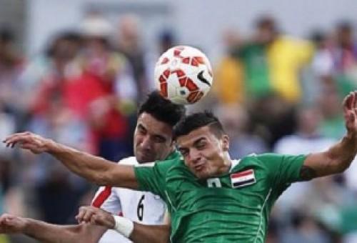 العراق يتغلب على ايران وديا استعدادا لمشوار التصفيات النهائية لمونديال روسيا 2018