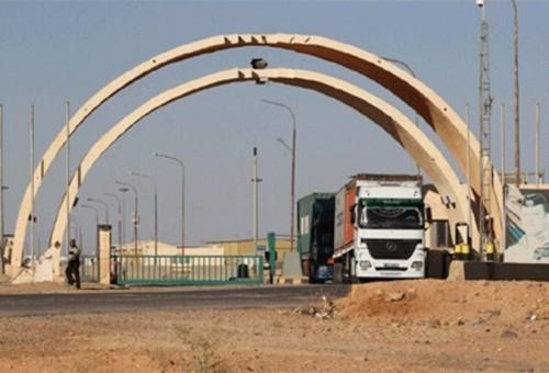 العراق والأردن يتفقان على فتح منفذ طريبيل وزيادة التبادل التجاري