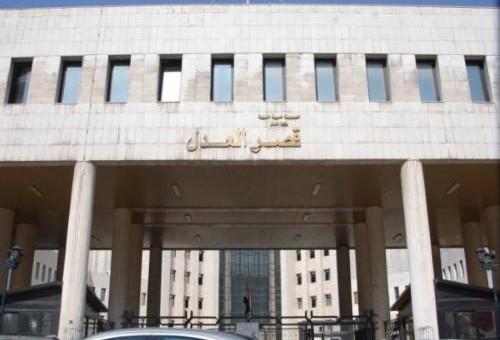 عشرات القتلى والجرحى بتفجيرين انتحاريين يستهدفان القصر العدلي بدمشق