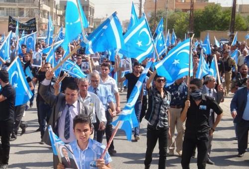 يوم ساخن في كركوك بعد تصويت مجلس المحافظة على رفع علم اقليم كردستان