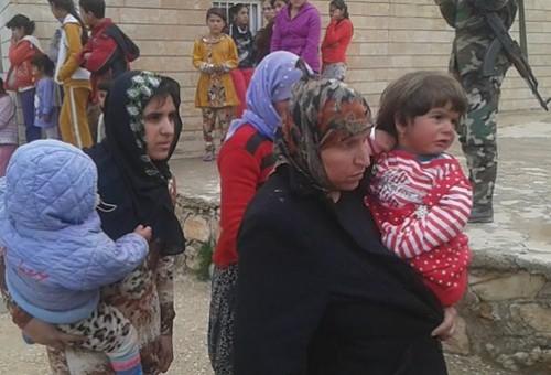 مصدر لـ(العالم الجديد): 48 إيزيديا يظهرون فجأة بعد اختباء 32 شهرا لدى عشائر عربية بأطراف سنجار