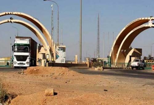 التخطيط: 36 جسرا مدمرا تؤخر إعادة فتح منفذ طريبيل مع الأردن