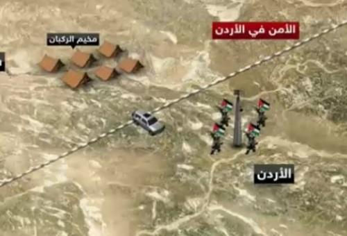 """قوات """"أمريكية أردنية"""" على الحدود مع سورية لأسباب """"دفاعية"""" استباقا لـ""""تحرير الرقة"""""""
