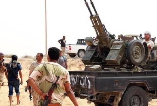 حصيلة الهجوم على قاعدة براك جنوب ليبيا بلغ 141 قتيلا