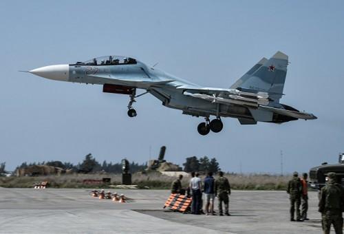 الدفاع الروسية: توقف اتفاقية التنسيق في الأجواء السورية مع واشنطن من اليوم