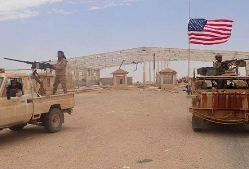 خبير عسكري يكشف السر الحقيقي وراء التحرك الأمريكي في (التنف) الحدودية