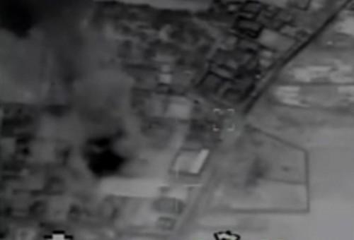 الحرس الثوري الايراني يعلن ان اطلاق الصواريخ في سوريا أصاب أهدافه