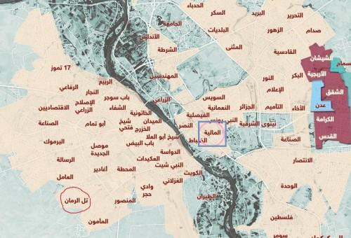 مصدر: داعش يستهدف وجهاء عشيرة الجبور.. وينشط خلاياه جنوب نينوى