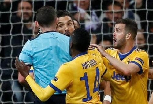 قرار قاتل يطيح بيوفنتوس أمام الريال في مباراة مجنونة بـ(تشامبيونز ليغ)