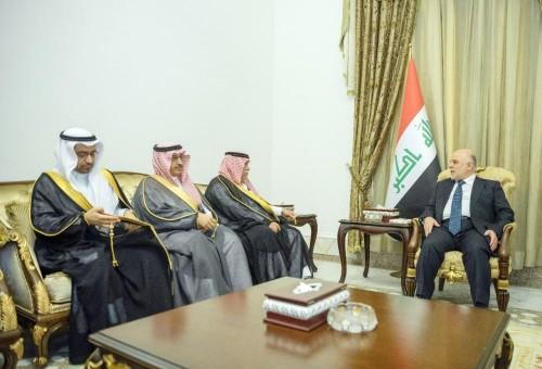 حقيقة التقارب السعودي مع العراق.. المثنى ترحب والأنبار غير مهيأة