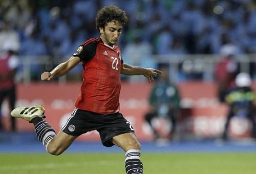 المصري عمرو وردة أفضل لاعب في الدوري اليوناني