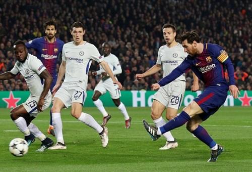 ميسي يتصدر اللاعبين الأكثر كفاءة في الدوريات الأوروبية ورونالدو في مركز متأخر