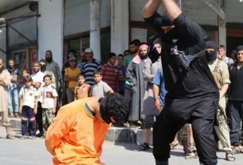 داعش ينتقم لمقتل عناصره العراقيين في إدلب السورية ويقطع رؤوس أعضاء بالنصرة