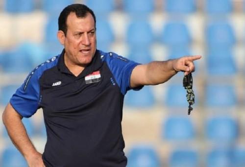 باسم قاسم يعارض استقدام مدرب أجنبي للعراق