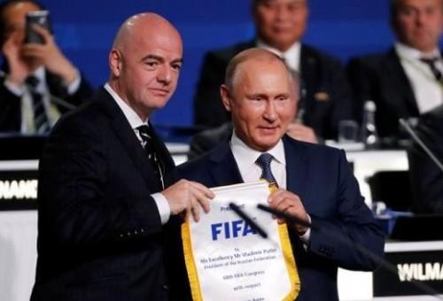 فوز الملف الثلاثي الأمريكي بتنظيم كأس العالم 2026