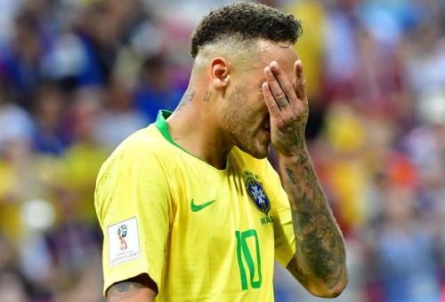 نيمار.. وخيبة امل البرازيل