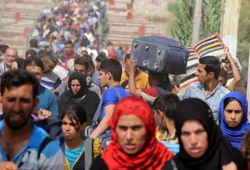 عودة كثيفة للنازحين إلى منازلهم في جنوب سورية