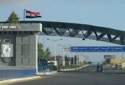 عودة نصيب السوري تحيي امال الربط التجاري بين العراق والشام والخليج