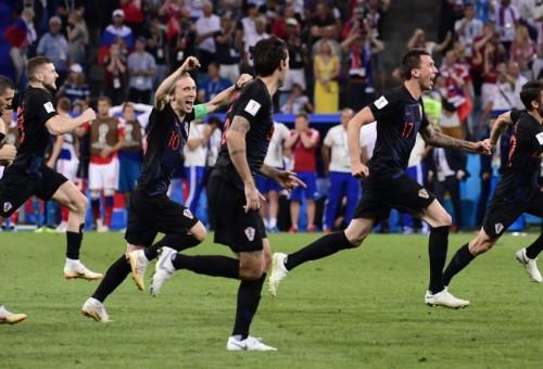 كرواتيا تكتب التاريخ وتبلغ نهائي كأس العالم على حساب إنكلترا
