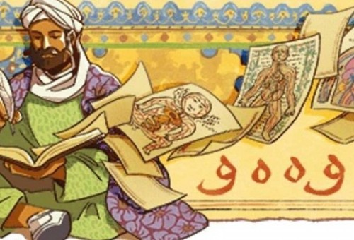 غوغل تحتفل بميلاد أبو الطب الحديث ابن سينا... أول من حدد أسباب هذه الأمراض