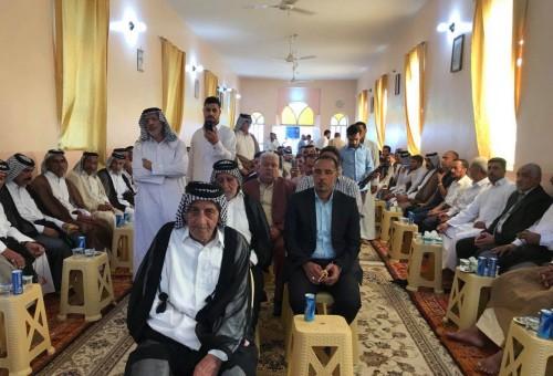 بالصور.. وجهاء ونشطاء النجف يحددون مطالبهم تحضيرا لتظاهرات الجمعة